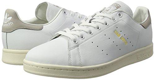 adidas Stan Smith, Zapatillas de Deporte Para Hombre Blanco (Footwear White/footwear White/clear Granite)