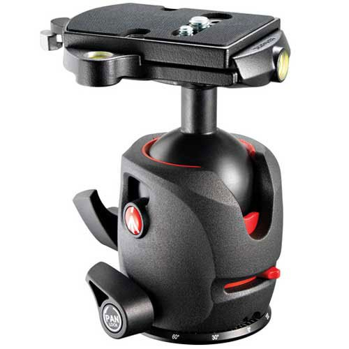 Manfrotto MH055M0-RC4 Magnesium 055 Ball Head - RC-4 Quick Release System