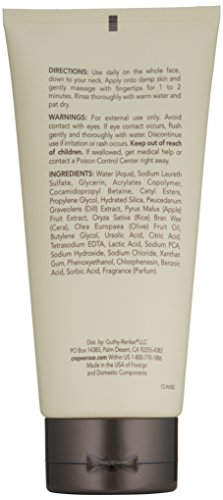 Crepe Erase – Refining Facial Scrub – TruFirm Complex – 6 Fluid Ounces by Crepe Erase (Image #1)