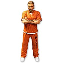 Sons of Anarchy Action Figure Jax Teller in a Prison Suit