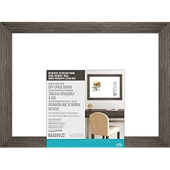 Amazon.com : U Brands Magnetic Dry Erase Board, 35 x 23 Inches ...
