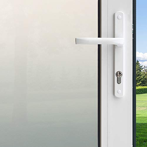 "Gila PFW486 Privacy Frosted Film-48 x6.5' Window Film, 48"" x 6.5', White"
