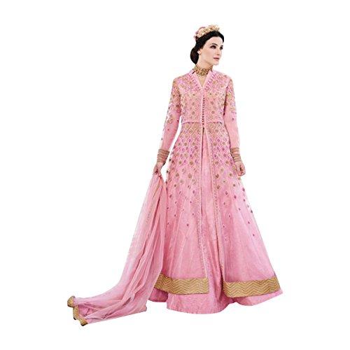 Abito del Abito del 359 festa Anarkali sposa Lunghezza donne progettista Hijab 786 pavimento Salwar musulmane lungo da da kaftaan 6Frq7W16