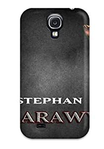 Hot Ac Milan Stephan El Shaarawy First Grade Tpu Phone Case For Galaxy S4 Case Cover