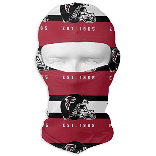 Jacoci Custom Atlanta Falcons Balaclava Tactical Ski Full Face Mask Hood Skullies Beanies]()