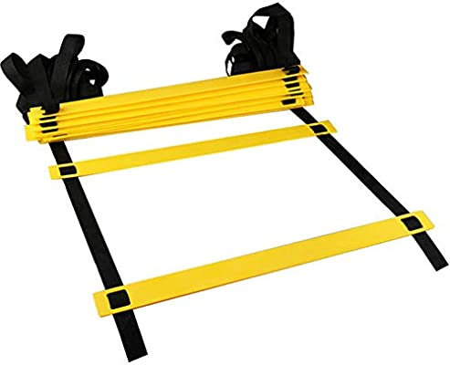 ZMXZMQ Escalera De Agilidad, Speed Ladder Training Ladder, con ...