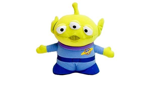 Toy Story 3 900566 - Alien de peluche, 20 cm [importado de Alemania] (Joy Toy): Amazon.es: Juguetes y juegos