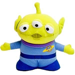 Toy Story 3 900566 - Alien de peluche, 20 cm [importado de Alemania] (Joy Toy)