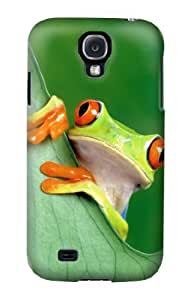 S1047 Little Frog Case Cover For Samsung Galaxy S4