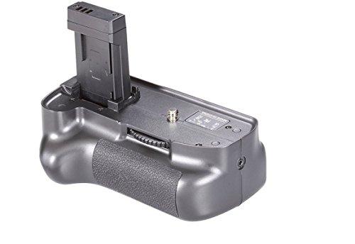 Vertical Multi-Power Battery Grip Power Pack for Canon EOS Rebel T3, T5, T6, 1100D, 1200D 1300D Digital SLR Camera by HDStars