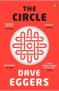 The circle dave eggers 9781594139611 amazon books the circle by dave eggers 2014 04 24 fandeluxe Choice Image