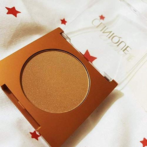 Clinique Bronze Powder Bronzer - Clinique True Bronze Pressed Powder Bronzer (Travel Size .11 ounce/3.3grams) no. 02 Sunkissed