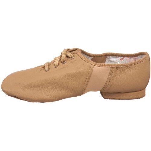 Tivoli Shoe Tan Leather Jazz Sansha Lace up dzwqXA1