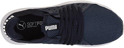 Puma Mujer Enzo Nf Wn Sneaker Peacoat-puma Blanco