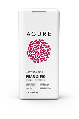 ACURE Body Beautiful Shampoo, Pear & Fig, 12 Fl. Oz. (Packaging May Vary) ()