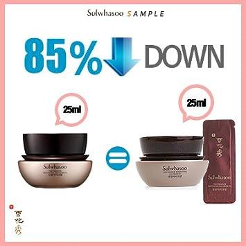 [Sulwhasoo] Time Treasure Renovating Eye Cream 25ml - KOREAN COSMETICS -  THE LOWEST PRICE