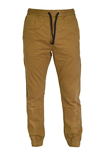 Ex American Eagle American Eagle Mens Jogger Chinos Size 32 Brown