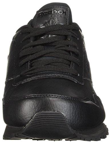 Reebok Mens Classic Harman Run Sneaker Nero / Nero Bla