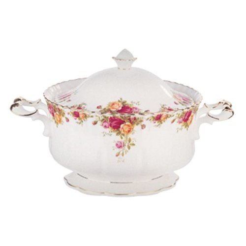 Royal Albert Old Country Roses Soup Tureen by Royal ()