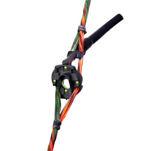 TRUGLO Glo-Brite Peep Sight, Black (Light Peep Sight)