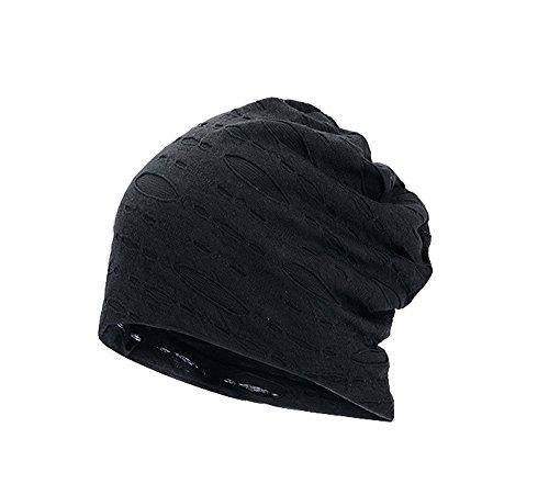 hombre única deportes Elwow negro envejecido primavera de de dormir elástico para otoño Deep para talla al libre aire Gorro Khaki PwxaqwgX
