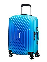 American Tourister Air Force 1 20-Inch Spinner Carry-On, Gradient Blue, International Carry-On