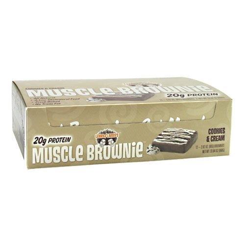 Muscle Brownies, Cookies & Cream