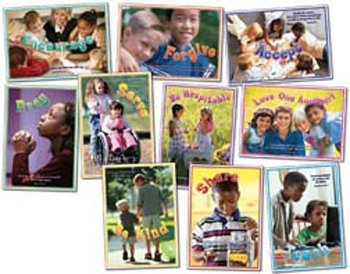 Love One Another Poster Set by Frank Schaffer Publications/Carson Dellosa Publications ()