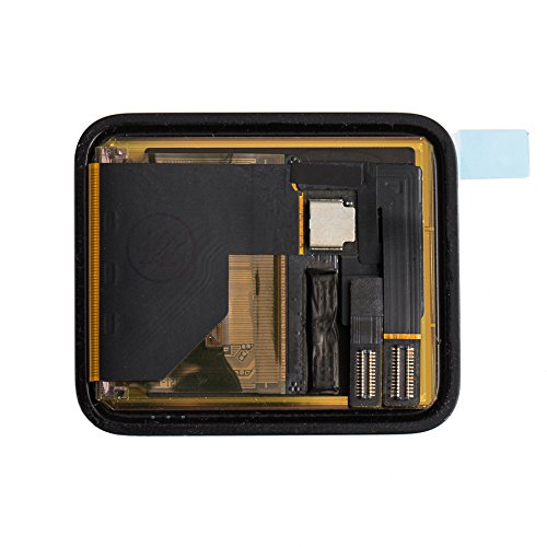 LCD Digitizer Touch Screen Display Assembly for Apple Watch (42mm) - Black A1554 Replacement Repair Part