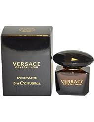 Versace Crystal Noir by Versace for Women Eau De Toilette...