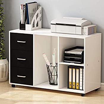 Amazon Com Tribesigns Large File Cabinet With Lock And