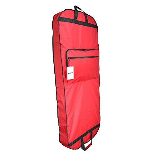 garment bag red - 2