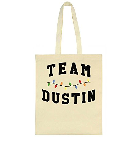 Team Dustin Team Tote Bag Team Tote Dustin Tote Dustin Team Bag Bag FfawqCS