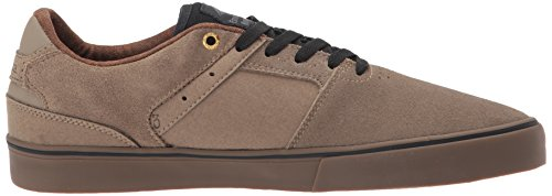 Emerica Shoe Skate Low Reynolds Tan The Vulc AHBUrKA1qS