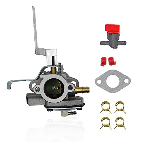 Carburetor for Tecumseh AV520 TV085XA 2-Cycle Vertical Engine Motor Replaces 640263 631720A 640290 Carb Ice Auger Strike Master by Karbay