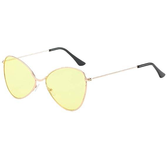 ZARLLE-Gafas Gafas retro de moda, Gafas de sol para hombres ...