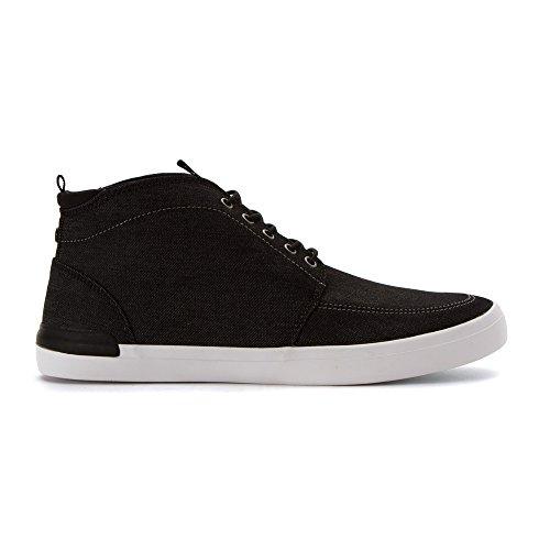 Chiamalo Primavera Mens Gwayniel Moda Sneakers Nere