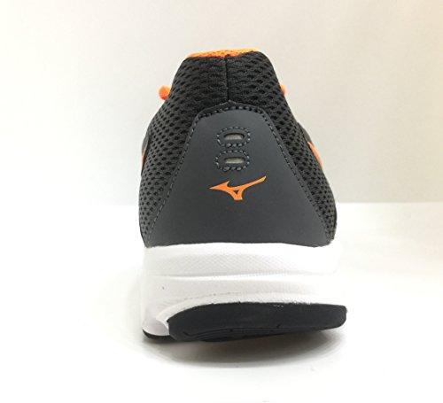 Pour Course De Mizuno Homme Gris Chaussures qTPawtR
