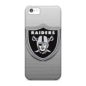 Iphone 5c DSt17645iaTl Custom Colorful Oakland Raiders Skin Durable Hard Phone Case -nice-cheap-cases