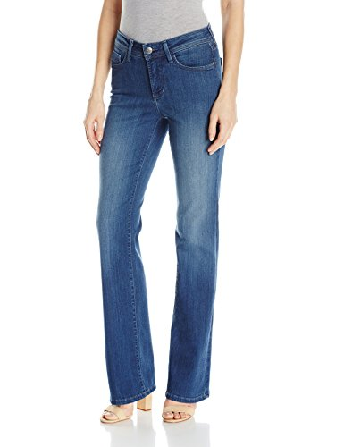 NYDJ Women's Barbara Bootcut Jeans in Sure Stretch Denim, Nantes, 10