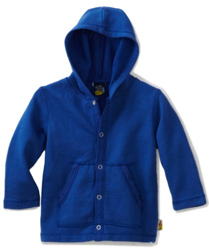 Charlie Rocket Baby Boys' Fleece Hoodie