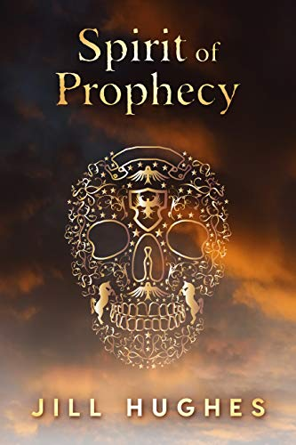 Book: Spirit of Prophecy - Paranormal Crime Fiction by J.J. Hughes