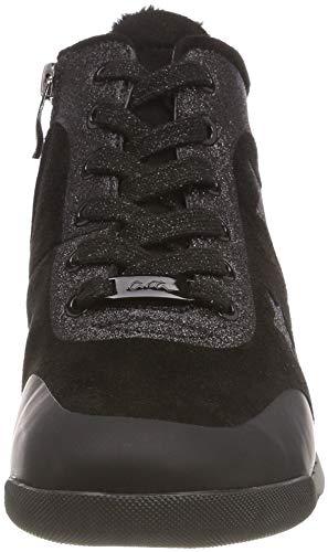 Sneaker Nero 61 Schwarz Alto Donna Collo Ara Rom a TxBn4q