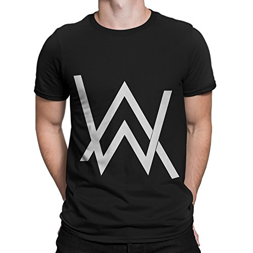 1ad51b43b Silly Punter Men's Cotton Alan Walker EDM T-Shirt: Amazon.in: Clothing &  Accessories