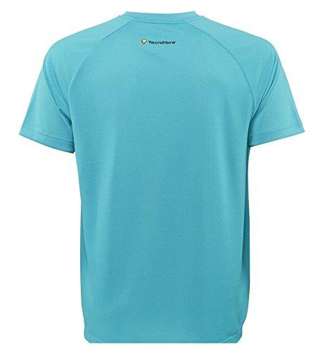 Camiseta técnica Tecnifibre , tenis, padel, squash (L): Amazon.es: Deportes y aire libre