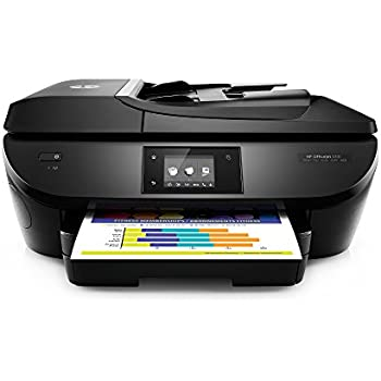 HP OfficeJet 5741 All-in-One Wireless Printer with Mobile Printing, includes 1 year of Instant Ink (B9S83A)