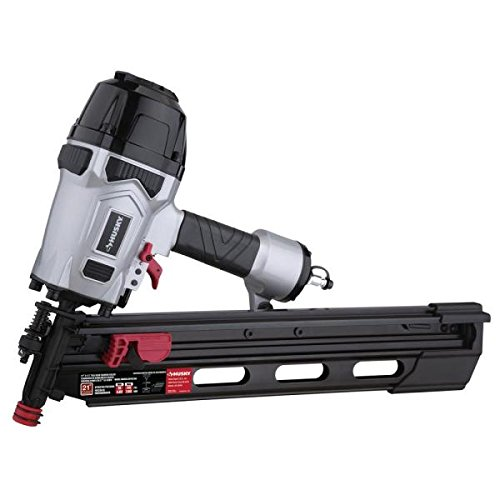 (Husky Pneumatic 3-1/2 in. 21-Degree Full-Head Strip Framing Nailer)