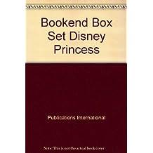 Bookend Box Set Disney Princess