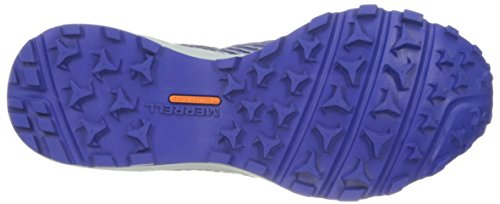 Merrell Womens All Out Crush Shield Trail Runner Surf the Web NKf7pCeN6