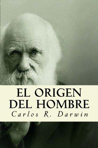 El Origen del Hombre: Amazon.es: R. Darwin, Carlos: Libros